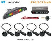 Blackview PS-4.1-18 BLACK - парктроник