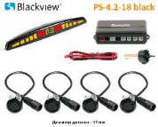 Blackview PS-4.2-18 BLACK - парктроник