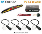 Blackview PS-4.2-18 WHITE - парктроник