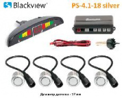 Blackview PS-4.1-18 SILVER - парктроник